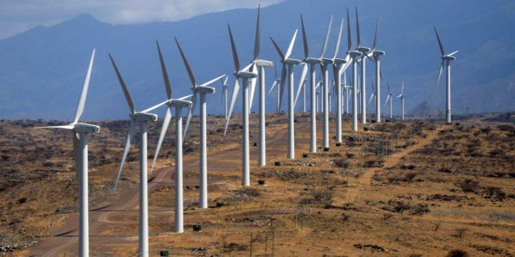 100MW Kipeto Wind Farm Project in Kajiado Now Complete